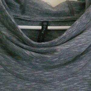 Gaim women's Size L sweatshirt tunic dress